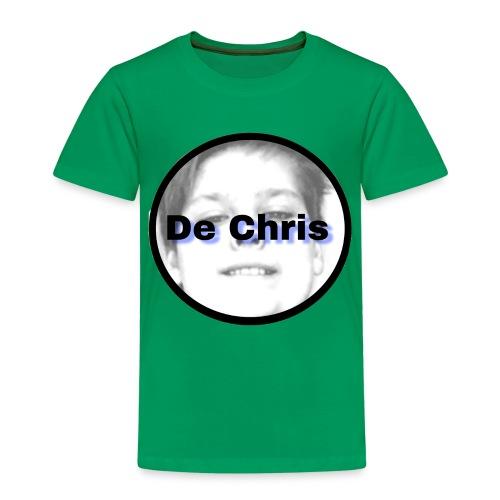 De Chris logo - Kinderen Premium T-shirt