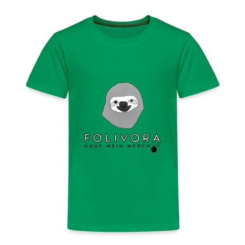 folivora Bomb - Kinder Premium T-Shirt