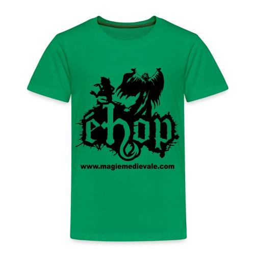ehop logo tshirt - T-shirt Premium Enfant