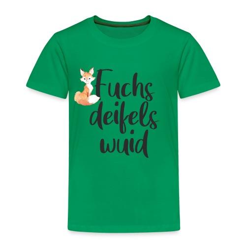 Fuchsdeifelswuid - Kinder Premium T-Shirt