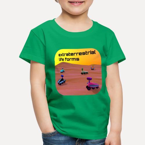 Leben auf dem Mars - Kids' Premium T-Shirt