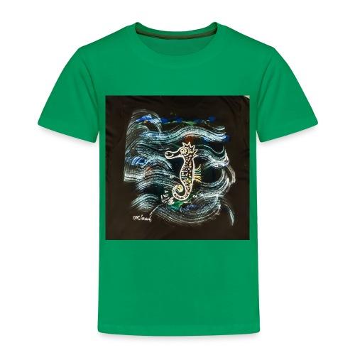 PSX 20181102 173124 Seepferdchen - Kinder Premium T-Shirt