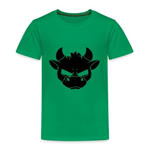 MUH La silueta - Camiseta premium niño
