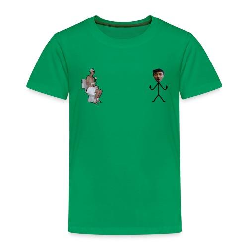 waterbobo png - Maglietta Premium per bambini