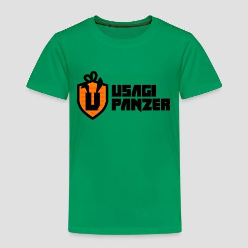 Usagi Panzer logo - Kids' Premium T-Shirt