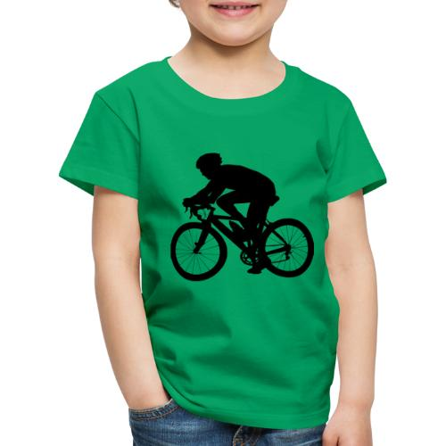 Recycle Yourself Cyclist - Kids' Premium T-Shirt