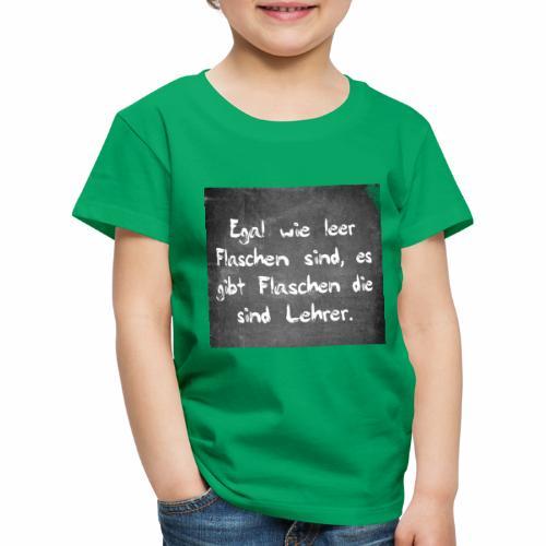 Lehrer - Kinder Premium T-Shirt