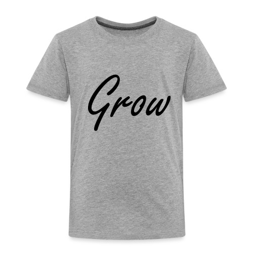 Grow - Kinder Premium T-Shirt