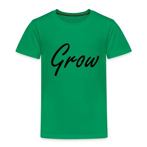 Grow - Kinder Premium T-Shirt