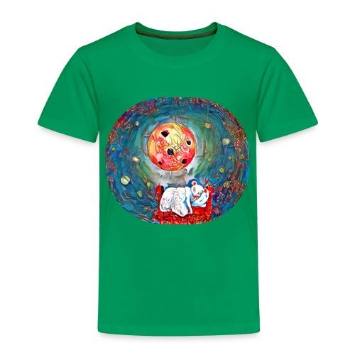 raton con suen o - Camiseta premium niño