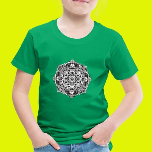Mandala - Maglietta Premium per bambini