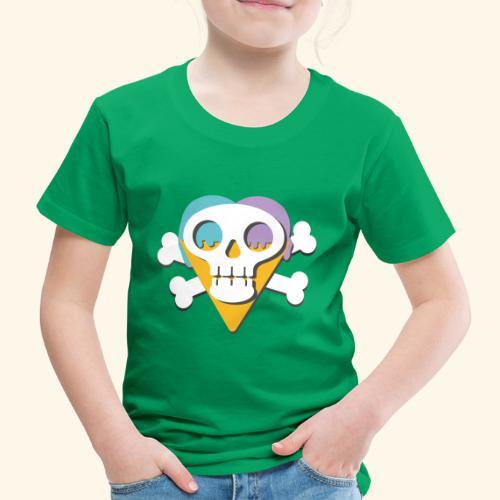 Crane glacée - T-shirt Premium Enfant