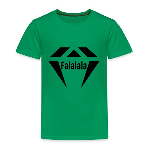 J.O.B Diamant Falalala - Kinder Premium T-Shirt