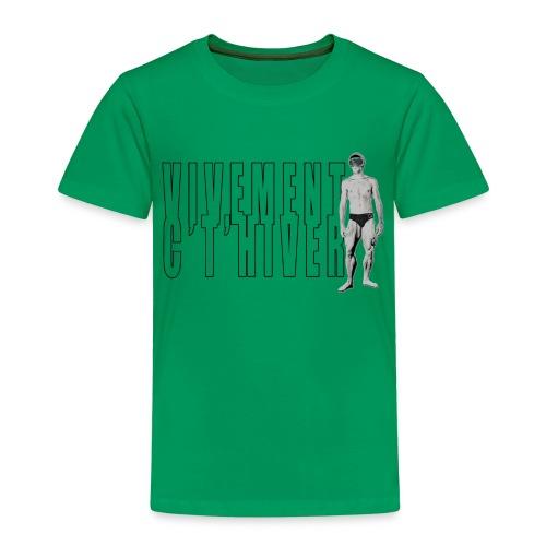 TELEMARK Vivement cet Hiver - T-shirt Premium Enfant