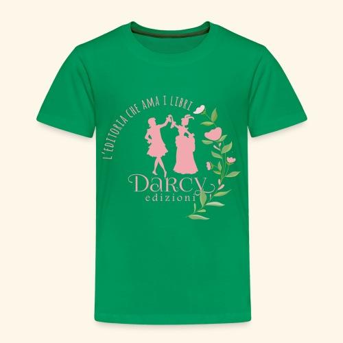 Darcy Edizioni - Maglietta Premium per bambini