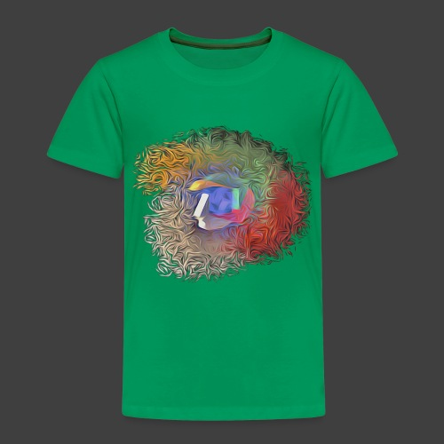 Brainwashing 3D - Kids' Premium T-Shirt