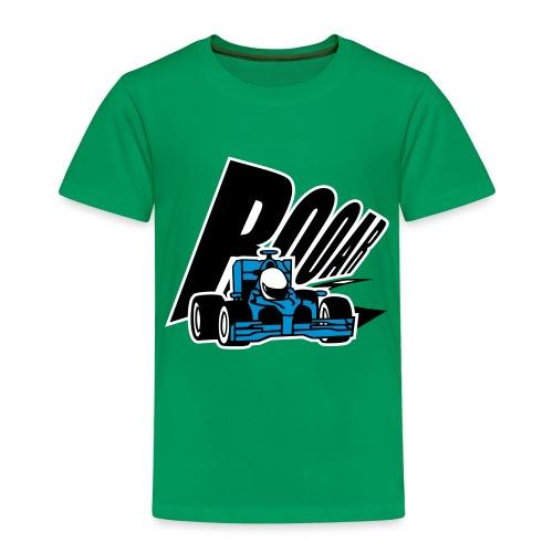 Formel 1 ROOAR - Kinder Premium T-Shirt