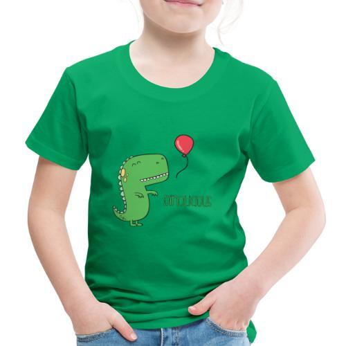 Dinolicious - Maglietta Premium per bambini