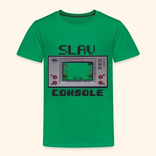 Slav Console - Koszulka dziecięca Premium