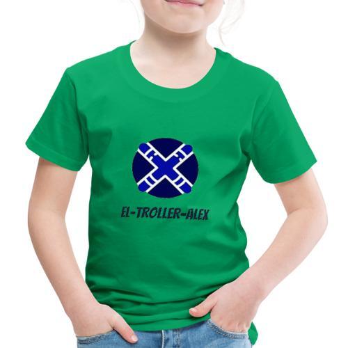 DISEÑO EL TROLLER ALEX EVO - Camiseta premium niño