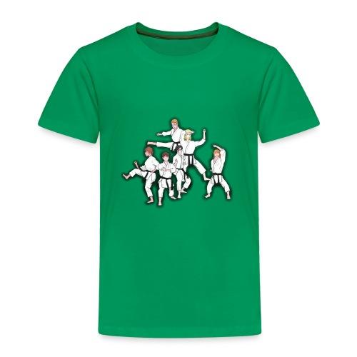 Karate - Kids' Premium T-Shirt