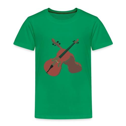 Cello - Kids' Premium T-Shirt