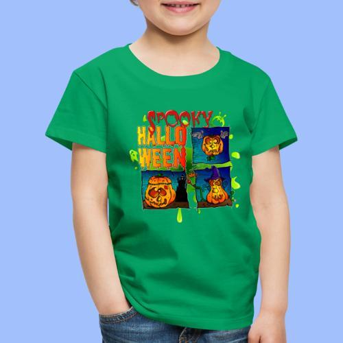 Spooky Halloween - T-shirt Premium Enfant