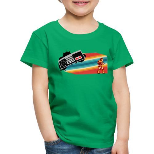 NES 80s CASTLEVANIA - Camiseta premium niño