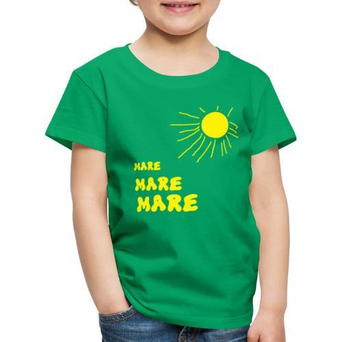 mare, voglio andare al mare - Maglietta Premium per bambini