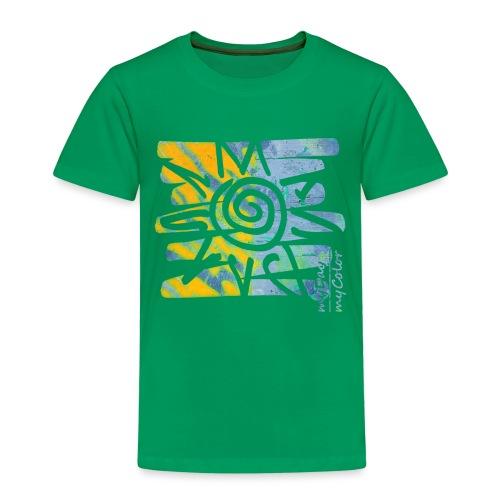SunRise - Kinder Premium T-Shirt
