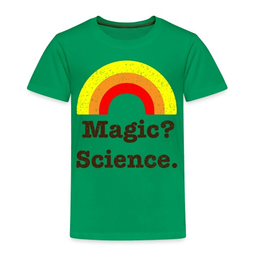 magic? science - Kids' Premium T-Shirt