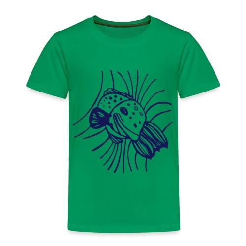 pesce1 - Maglietta Premium per bambini