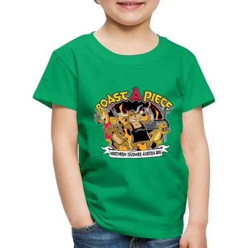 Roast a Piece Streetwear - Kinder Premium T-Shirt