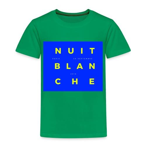 20181201 160215 0001 - T-shirt Premium Enfant