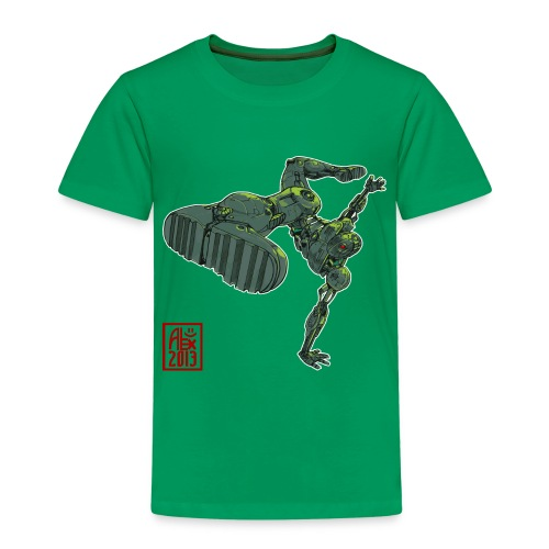 robot spreadshirt - T-shirt Premium Enfant