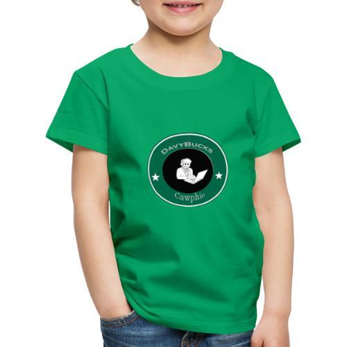 DavyBucks - Kinderen Premium T-shirt