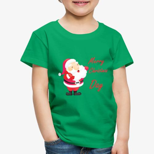 Merry Christmas Day Collections - T-shirt Premium Enfant