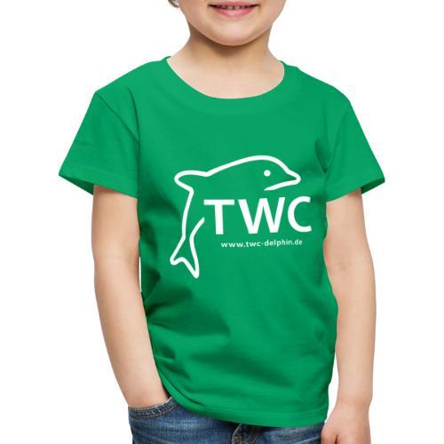 twc weiß - Kinder Premium T-Shirt