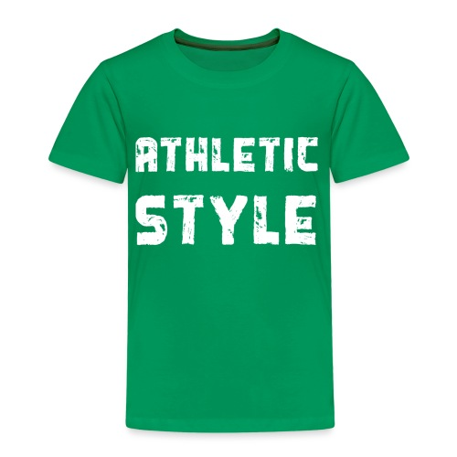 Athletic Style - Kinder Premium T-Shirt