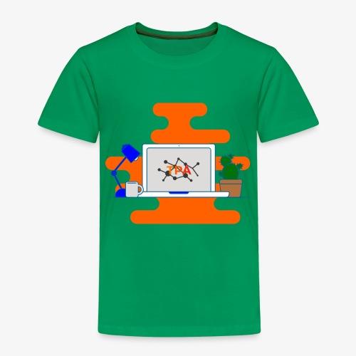 Ordenador - Camiseta premium niño