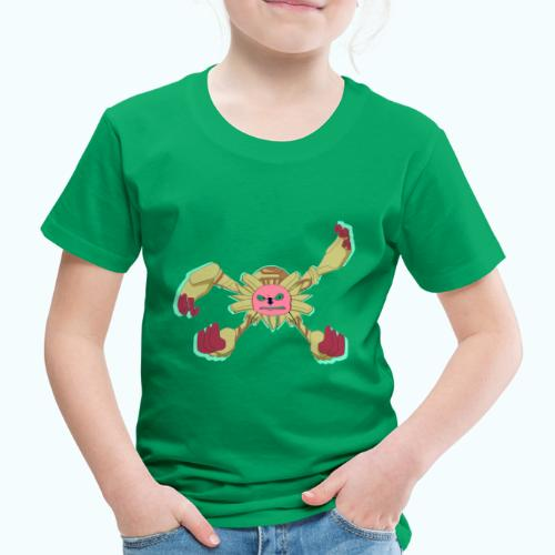 SPIDER MONSTER real drawing - Kids' Premium T-Shirt