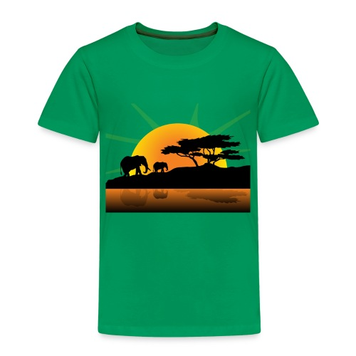 africa - Kids' Premium T-Shirt