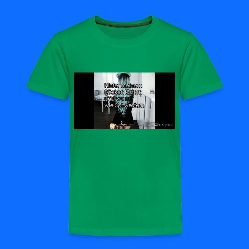 fake friends! - Kinder Premium T-Shirt