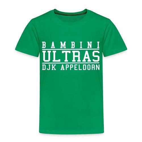 Bambini Ultras - Kinder Premium T-Shirt