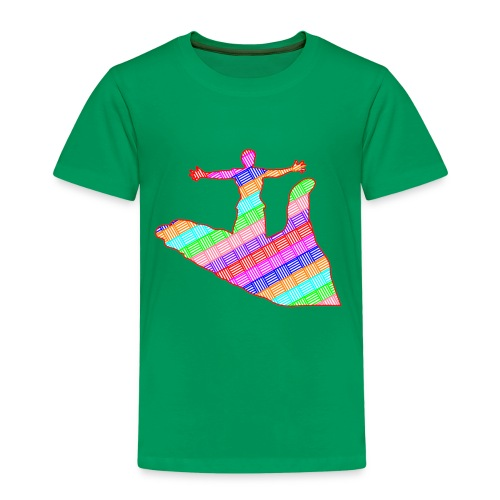 main - T-shirt Premium Enfant