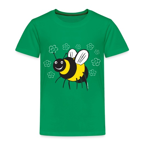 MEHILÄINEN BEE, Textiles and Gifts 10-1E - Lasten premium t-paita