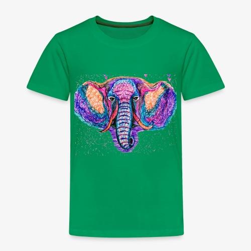 Elefante - Camiseta premium niño