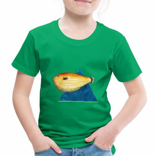 Grumpy fish - Camiseta premium niño