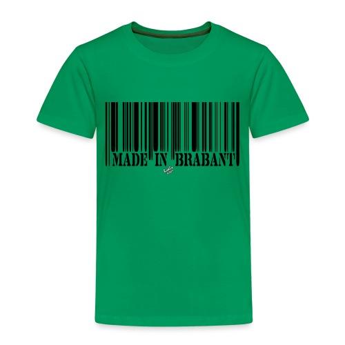 BARCODE Made in Brabant - Kinderen Premium T-shirt