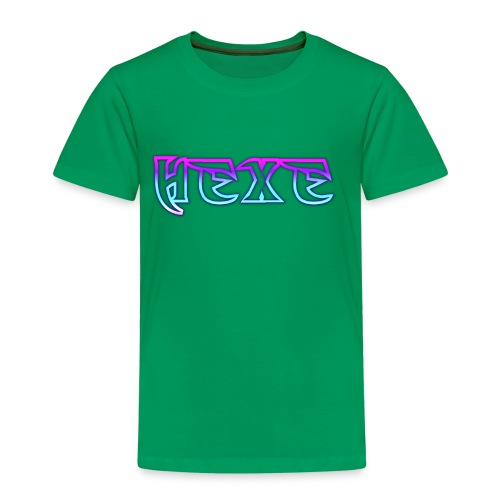 HEXE - Kinder Premium T-Shirt